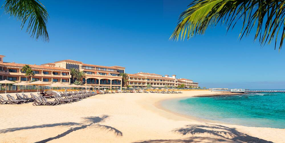 Fuerteventura - Corralejo - The Canary Islands - Spain |Hotel Corralejo Fuerteventura