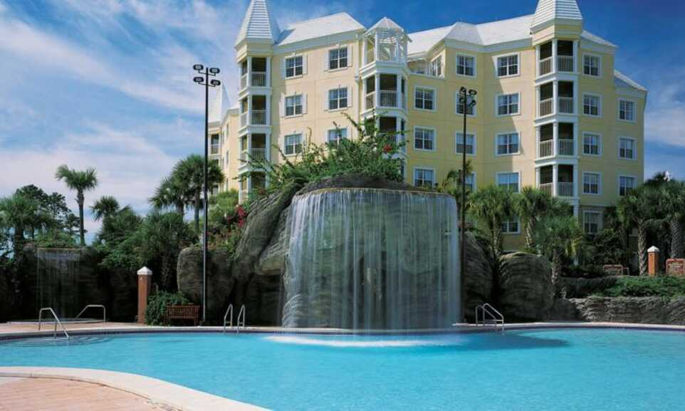 Hilton Grand Vacations Club At Seaworld Orlando International