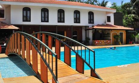 Citrus resort goa