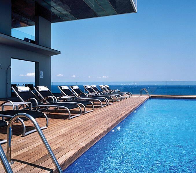 Ac hotel barcelona forum by marriott barcelona - Ac hotels barcelona ...