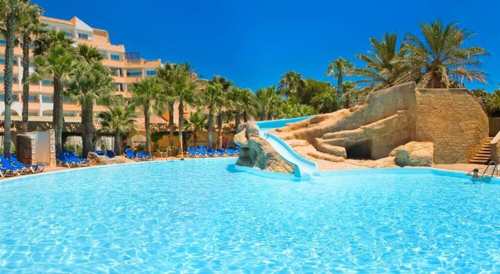 Spa playasol roquetas de mar costa de almeria on the for Costa sol almeria