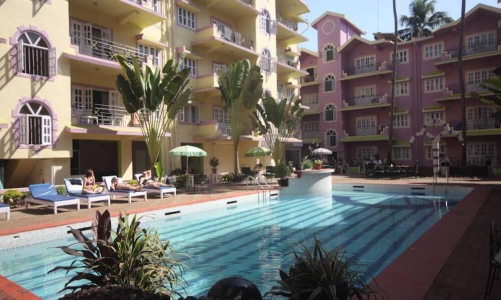 Renton Manor Hotel Arpora Goa On The Beach
