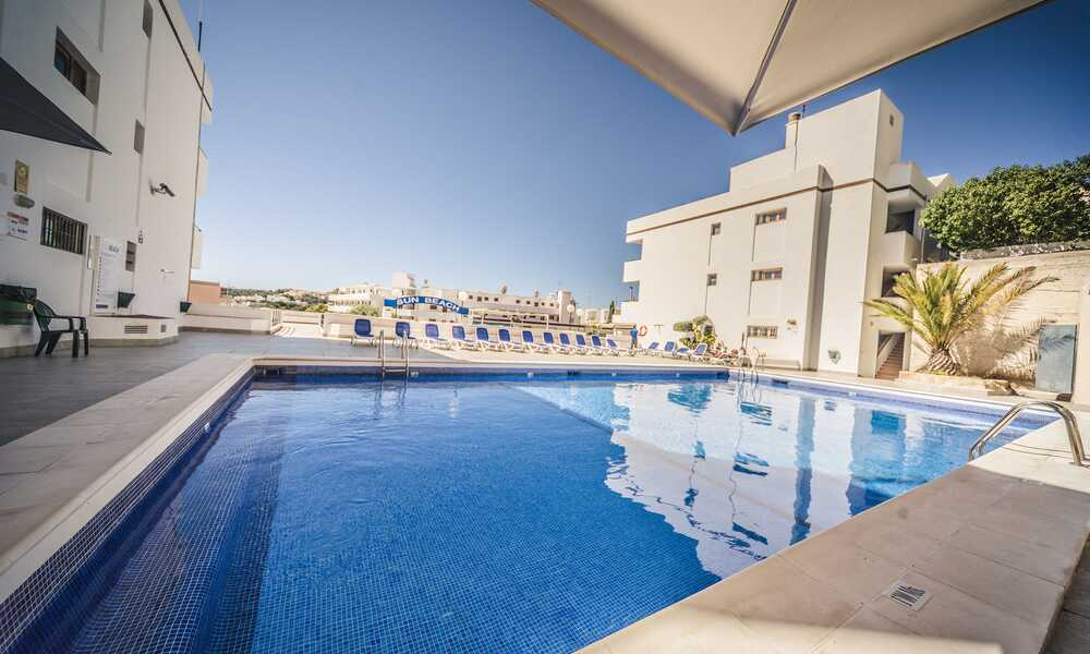 Sun Beach Apartments - Santa Ponsa, Majorca | On the Beach