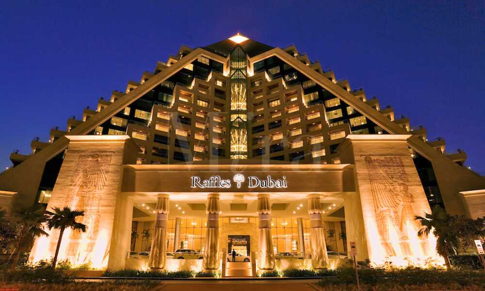 Where to Get Married in Dubai | Raffles | The Vacation Builder