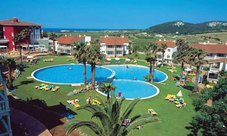 Cheap holidays to son bou on the beach - Jardin de menorca ...