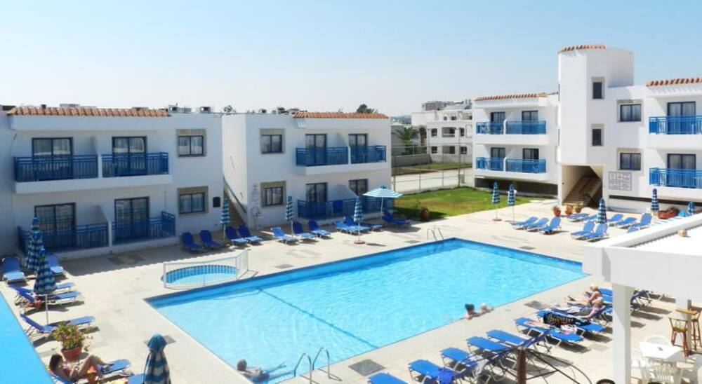 Evabelle Napa Hotel Apartments Ayia Napa Larnaca On