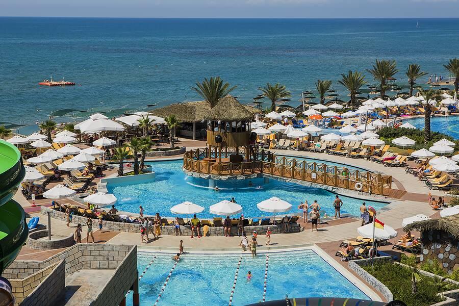 Sun Village Hotel Lloret De Mar Spain