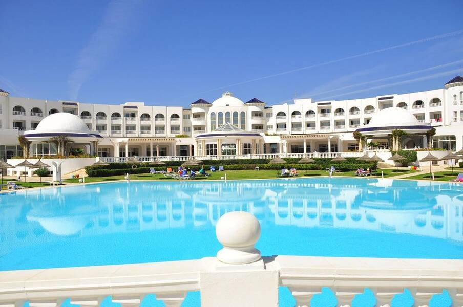 Golden Tulip Taj Sultan - Hammamet, Monastir | On the Beach