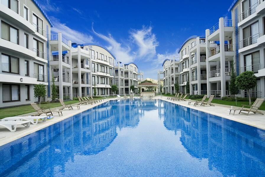 Side Garden Residence Side Antalya On The Beach