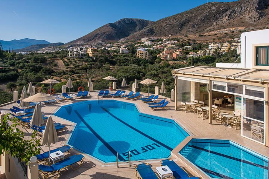 Lofos Apartments - Piskopiano, Crete East | On the Beach