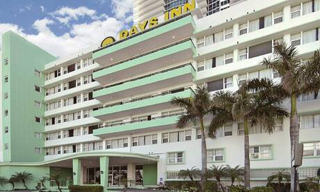 Days inn south beach