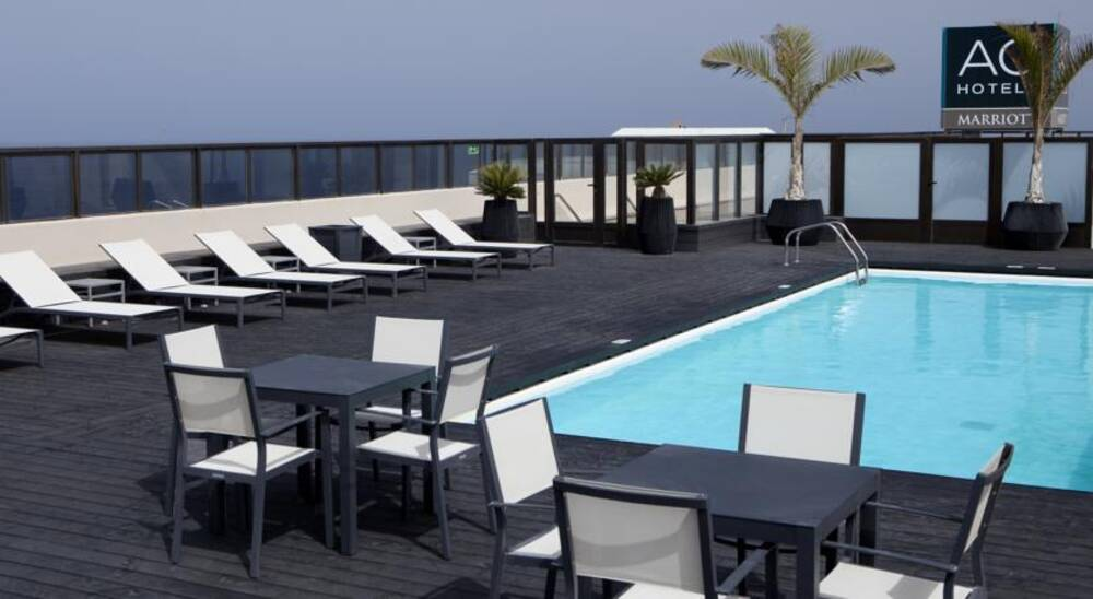 Ac Hotel Gran Canaria Las Palmas De Gran Canaria Spanien