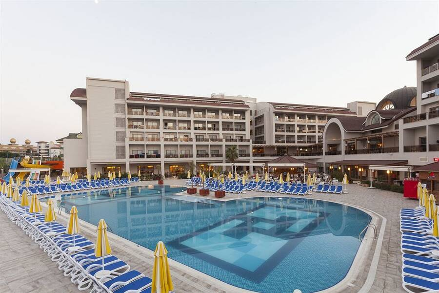 Hotel Seher Sun Palace Resort And Spa