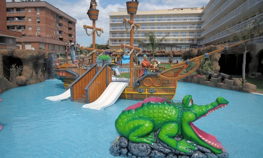 Evenia Olympic Resort Lloret De Mar Costa Brava On