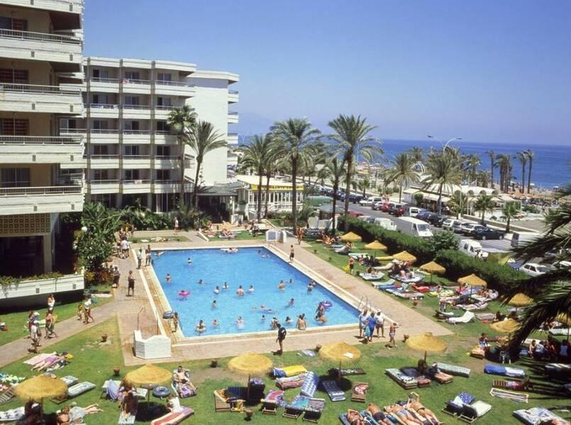 Bajondillo apartments torremolinos costa del sol on for Hotel luxury costa del sol torremolinos