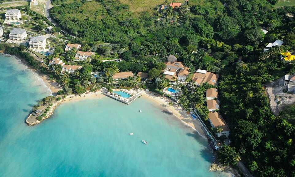 Blue Waters Antigua - Hodges Bay, Antigua | On the Beach