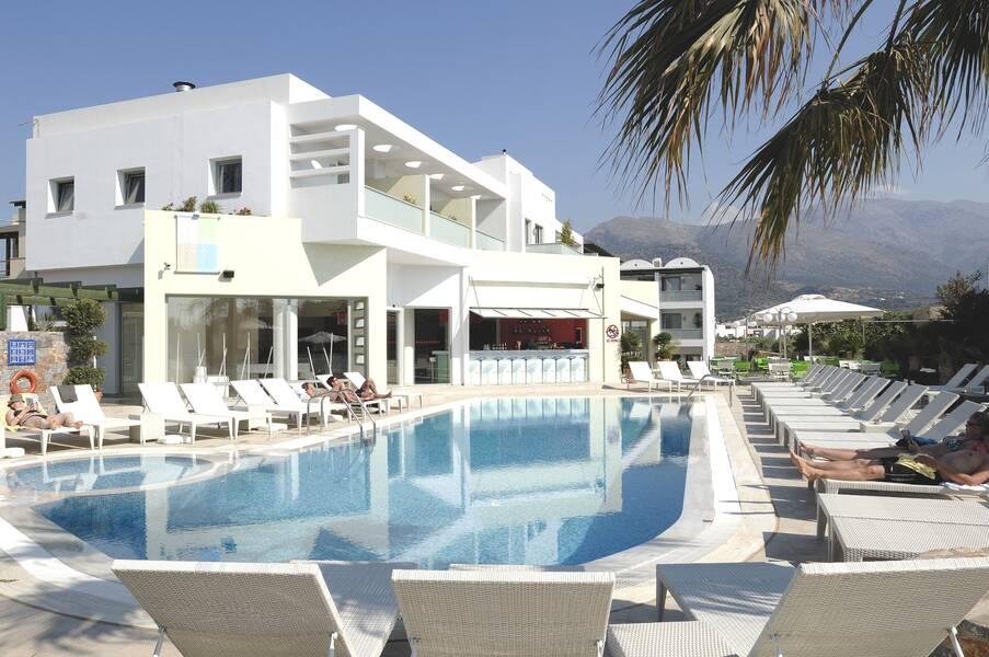 Angela Suites Boutique Hotel Kreta