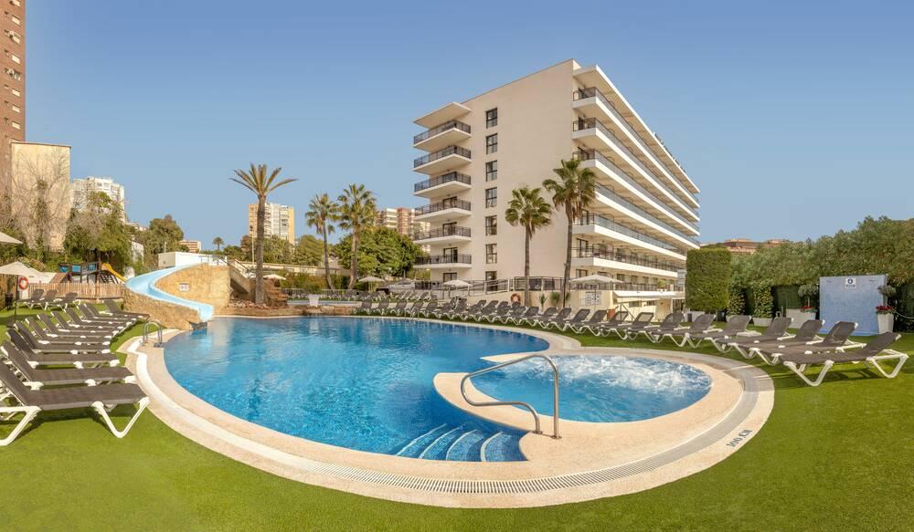 RH Corona Del Mar Hotel - Benidorm, Costa Blanca | On the ...