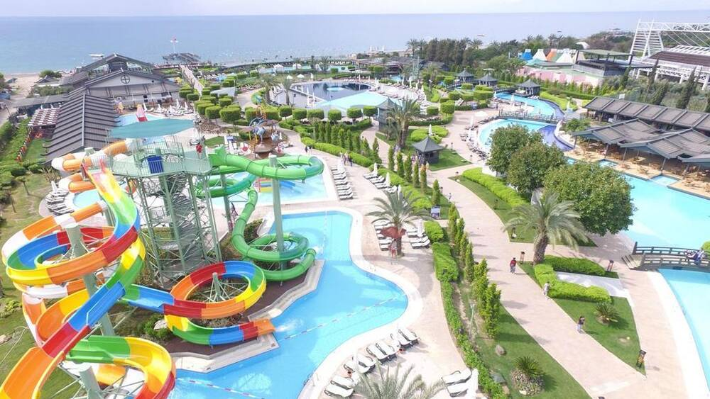 Limak Lara Hotel Lara Antalya On The Beach