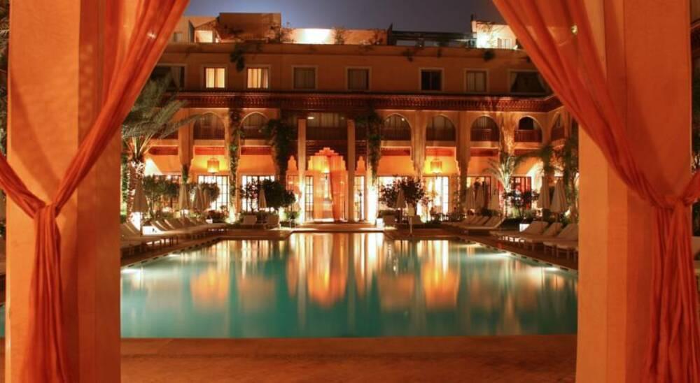 Les jardins de la koutoubia marrakech marrakech on for Jardin koutoubia