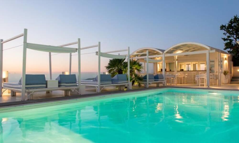 Andromeda Villas Hotel Santorini Greece
