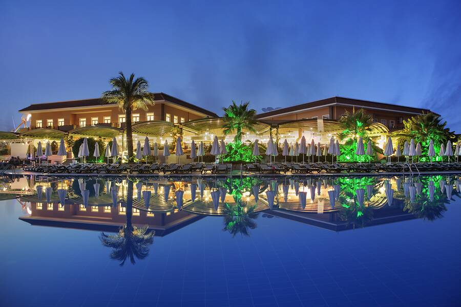Crystal Paraiso Verde Resort Amp Spa Belek Antalya On