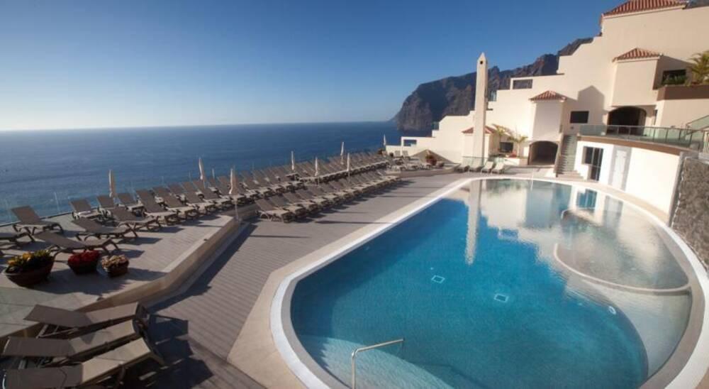 Royal Sun Resort Los Gigantes Tenerife On The Beach