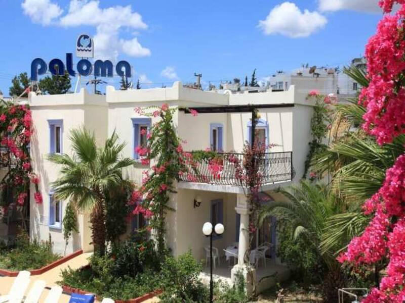 La Paloma Apartments San Antonio