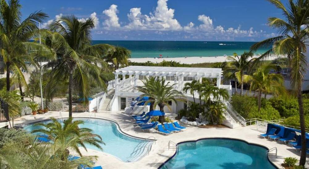 Savoy Hotel Miami Florida Miami On The Beach
