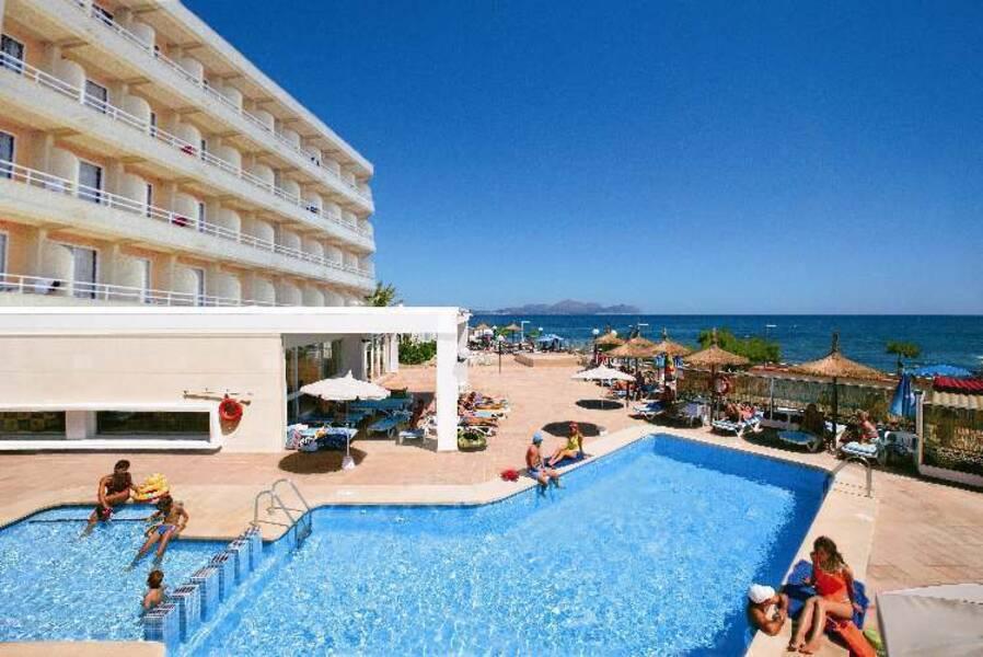 Hotel Amp Spa Ferrer Concord Can Picafort Mallorca