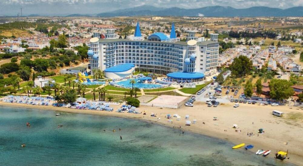 Buyuk Anadolu Didim Resort Altinkum Bodrum On The Beach