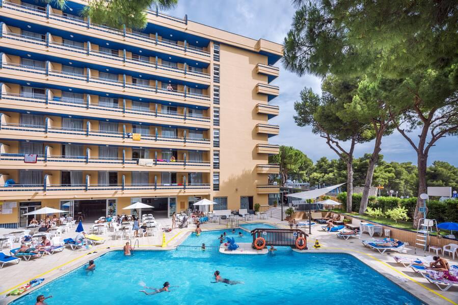 Hotel Playa Park Salou Costa Dorada On The Beach