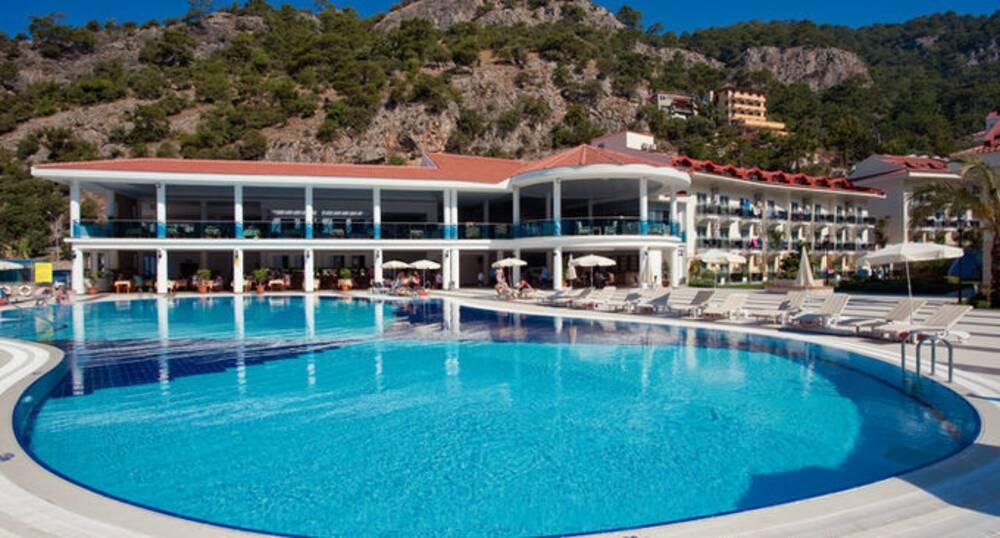 Montebello Beach Hotel Turkey
