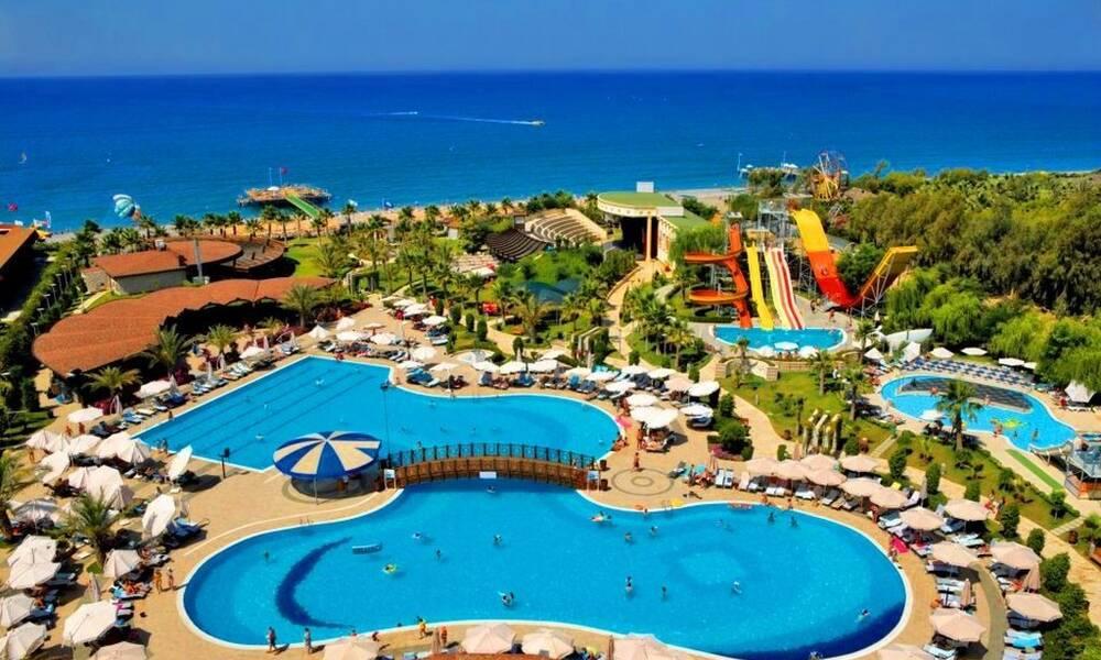 Alanya Spa Resort Turkey
