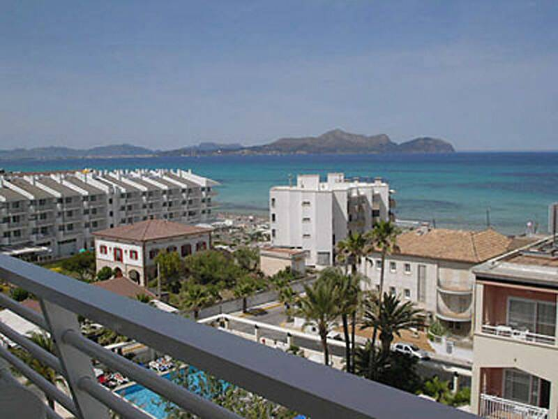 Sultan Hotel Can Picafort Majorca On The Beach