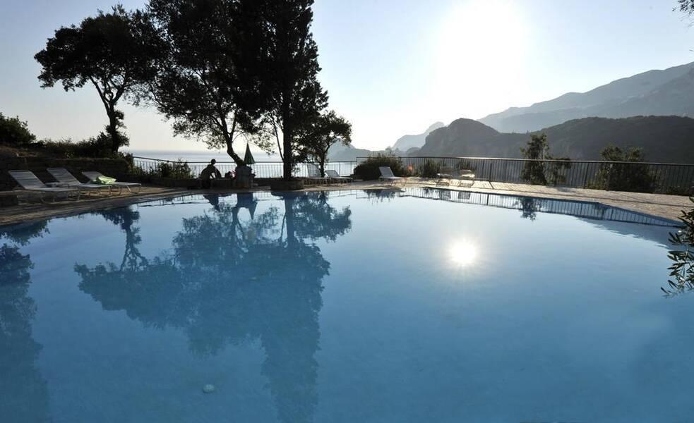 Blue Princess Beach Hotel Amp Suites Liapades Corfu On