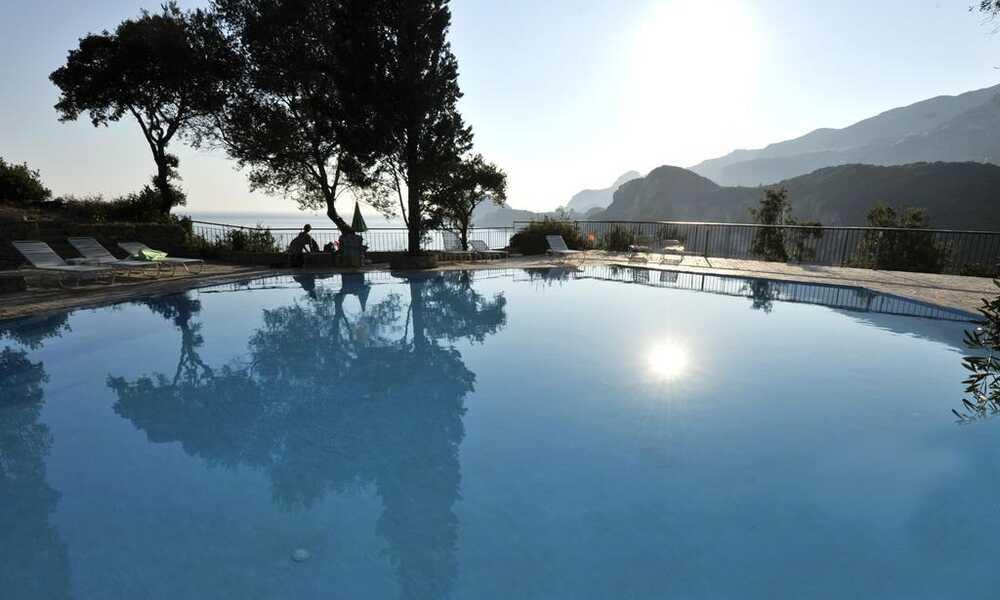 Blue Princess Beach Hotel Suites Liapades Corfu On The Beach