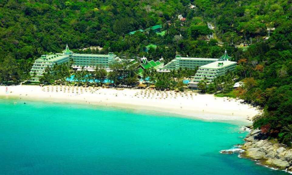 df56d96e9556 Le Meridien Phuket Beach Resort - Karon