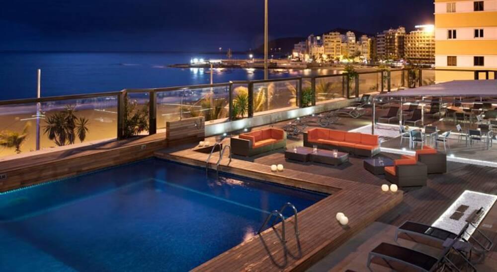 Cristina las palmas las palmas gran canaria on the beach - Hotel las gaunas en logrono ...