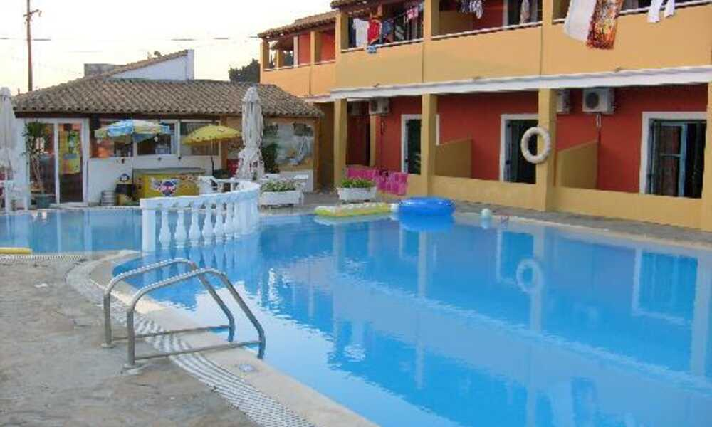 London Luton to Corfu2 Adults-Saturday 28 April 2018(7 nights) from £105pp