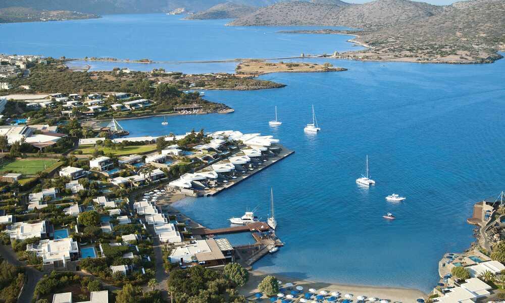 Elounda Beach Hotel Villas Elounda Crete On The Beach