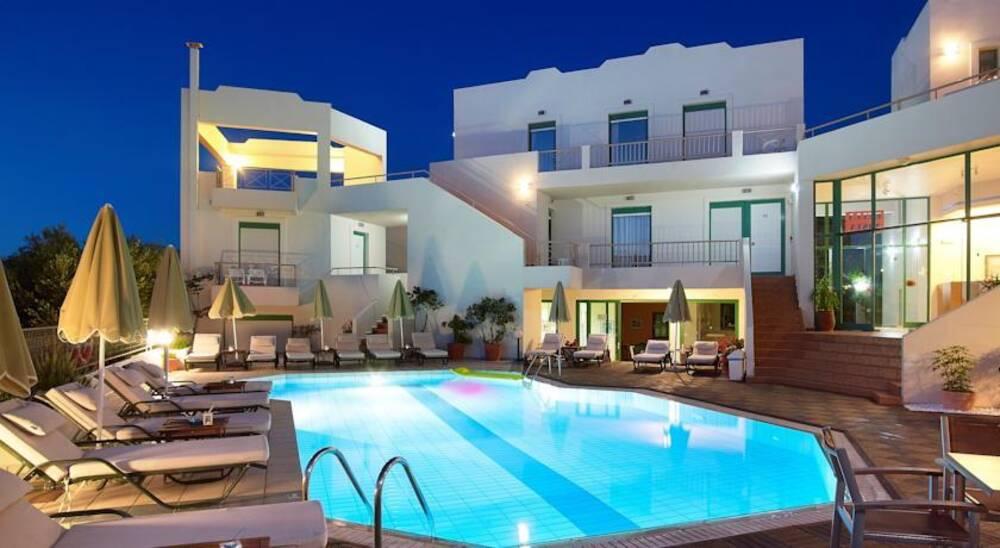 Bella Vista Apartments - Hersonissos, Crete East | On the ...