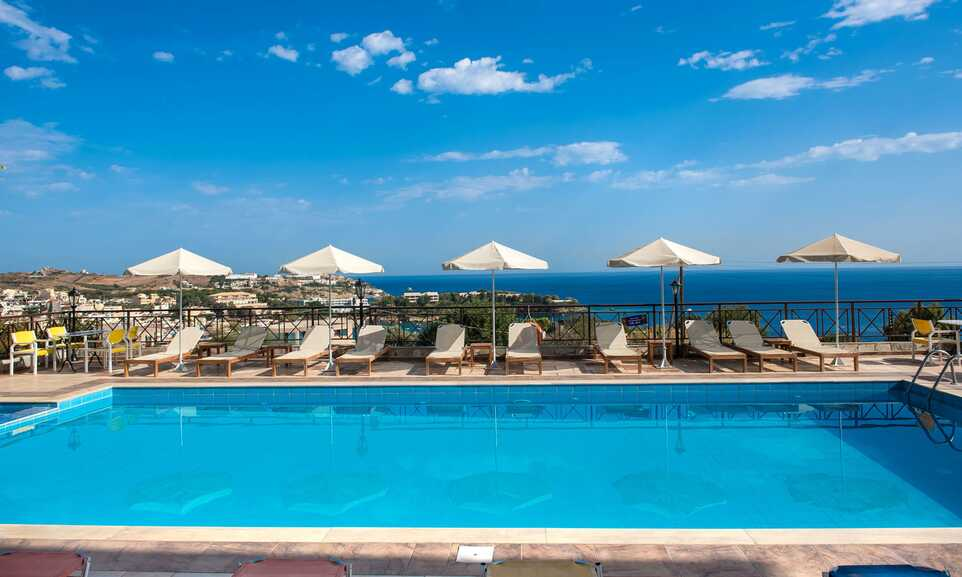 Iridachic Boutique Hotel Spa Stalis Crete East On The Beach