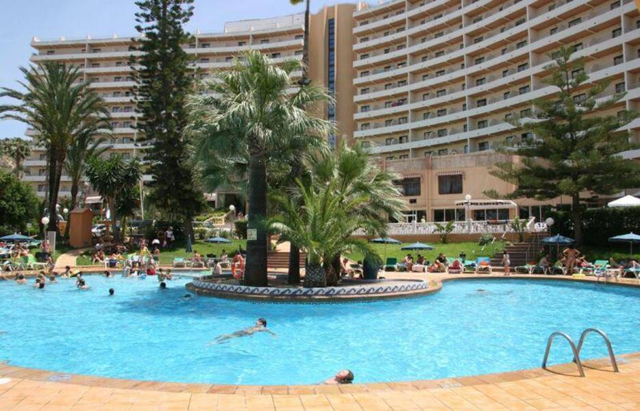 Palm Beach Hotel Benidorm All Inclusive