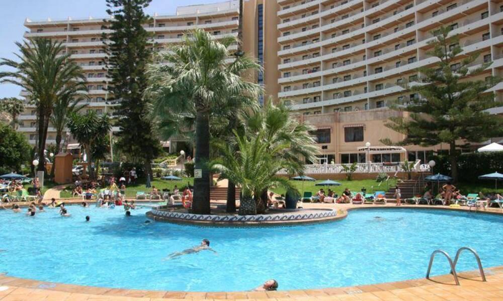 Palm beach отель бенидорм испания