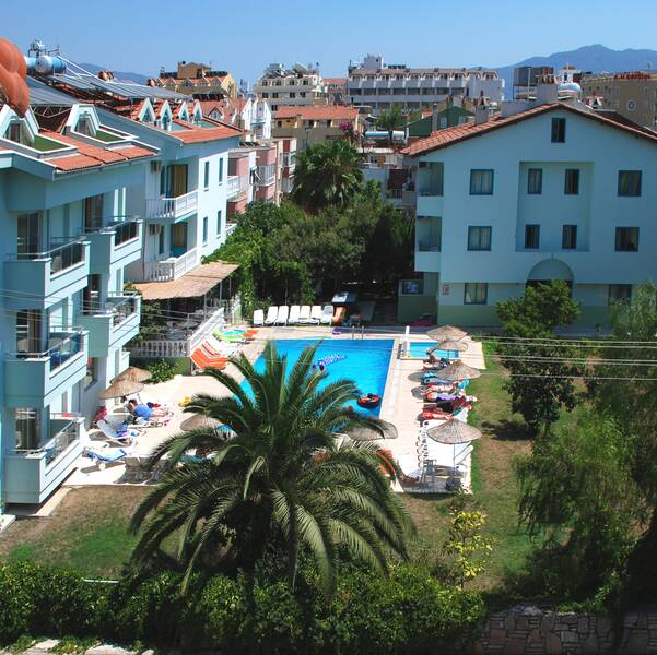 Summer Cove Apartments: Nur Apartments - Marmaris, Dalaman