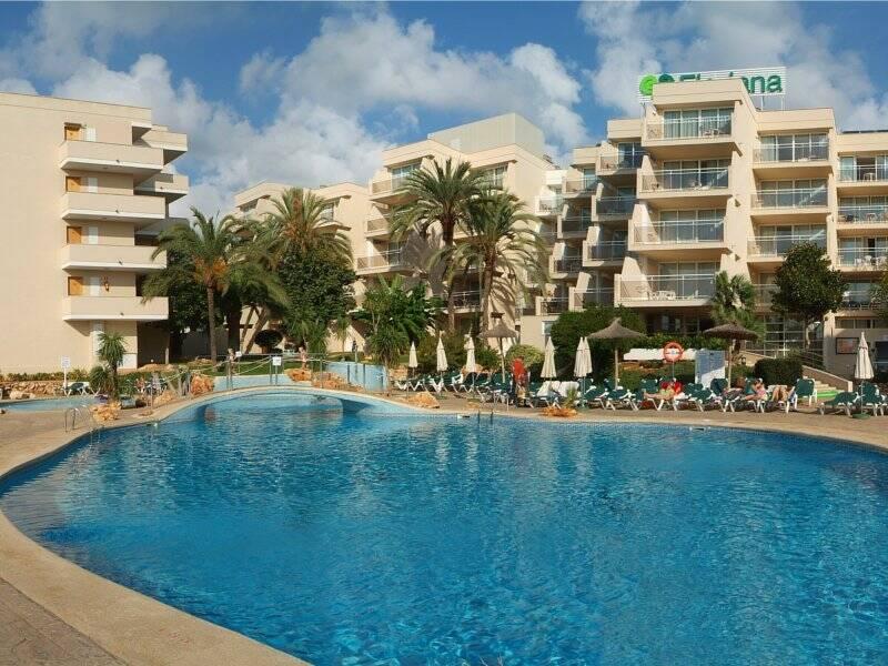 Protur Floriana Resort Cala Bona Majorca On The Beach