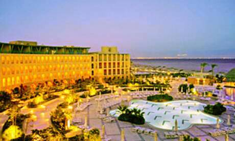Intercontinental-taba-heights-resort-hotel