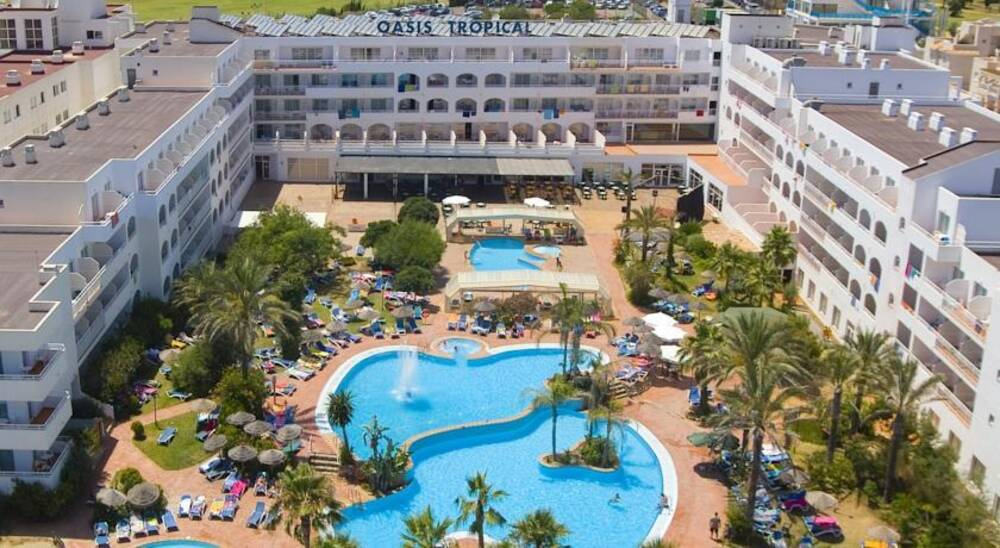 Hotel Tropical Mallorca Playa De Palma