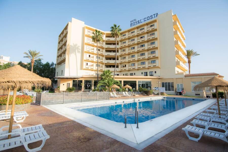 Royal costa torremolinos costa del sol on the beach for Hotel luxury costa del sol torremolinos